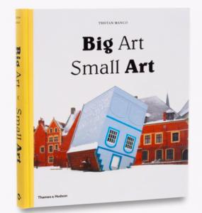 Big Art Small Art by Tristan Manco