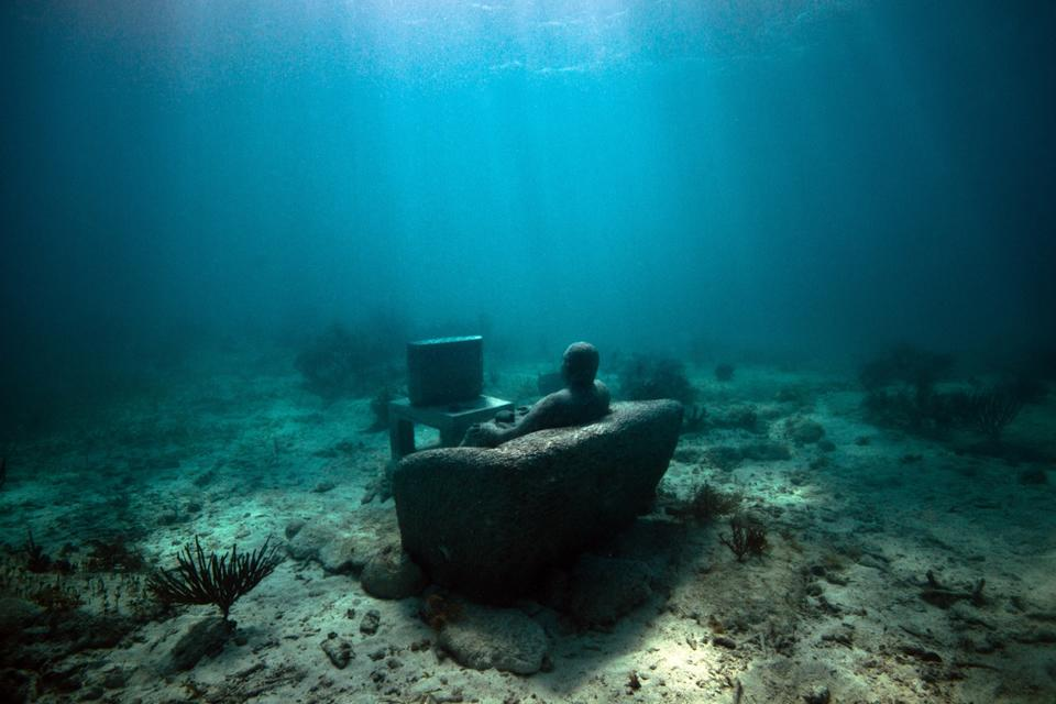 Home - Underwater Sculpture by Jason deCaires Taylor