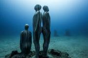 Museo Atlantico_Lanzarote_Tubular Cactus_clean_00289_Jason deCaires Taylor_Sculpture