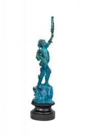 Blue Coral Figure 73