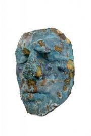 Blue Mask 34, 2020