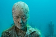 Museo Atlantico, Lanzarote, Rubicon Jason deCaires Taylor Sculpture