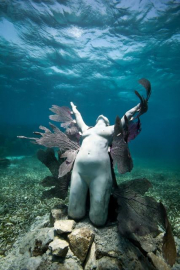 Reclamation_Mexico_clean_Jason deCaires Taylor_Sculpture