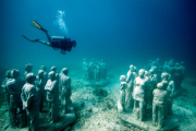 Silent Evolution_Mexico_clean_9142_Jason deCaires Taylor_Sculpture