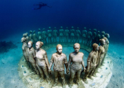 Vicissitudes_Grenada_coral_005_Jason deCaires Taylor_Sculpture