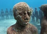 Vicissitudes_Grenada_coral_016_Jason deCaires Taylor_Sculpture