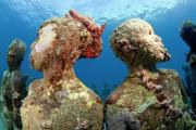 Vicissitudes_Grenada_coral_02_Jason deCaires Taylor_Sculpture