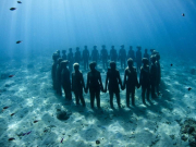Vicissitudes_Grenada_growth_Jason deCaires Taylor_Sculpture