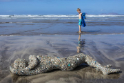 Microplastics, Clara, Lanzarote Jason deCaires Taylor Sculpture