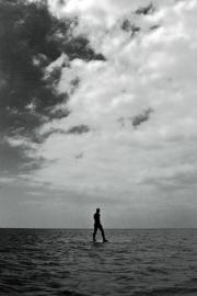 Walk on Water Jason deCaires Taylor Sculpture