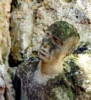 Land images Jason deCaires Taylor Sculpture
