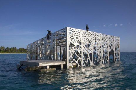 Coralarium, Sirru Fen Fushi, Maldives