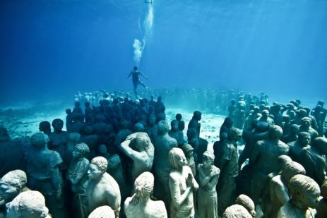 MUSA, Mexico by Jason deCaires Taylor